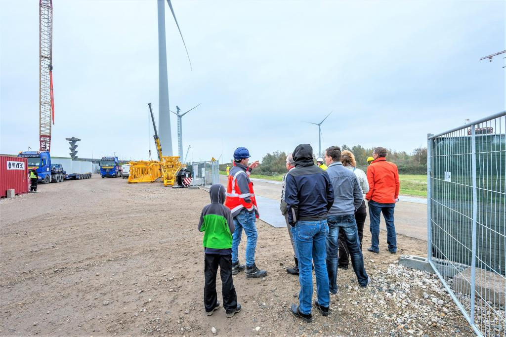 Windpark Krammer participatie