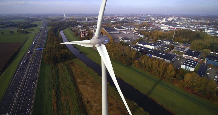 Windpark Kloosterlanden