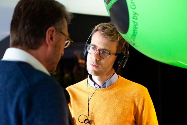 journalist maarten dallinga