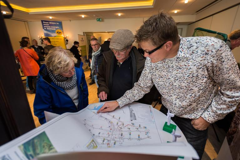 open dag windpark krammer